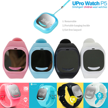 2016 Christmas Gift Cute UPro P5 BT Watch For Kids Location Tracker Remote Monitor Wifi GPS baby Anti Lost GSM Child Wristwatch