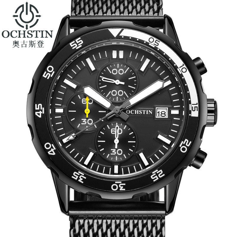 Mens Watches Top Brand Luxury OCHSTIN Auto Date Quartz Watch Fashion Casual Business Watch Male Wristwatches Relogio Masculino mens watches top brand luxury quartz watch doobo fashion casual business watch male wristwatches quartz watch relogio masculino