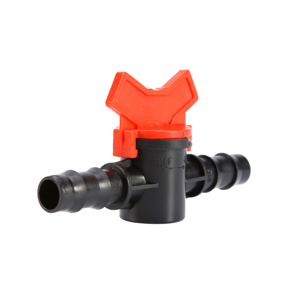 High Quality Plastic Coupling Pipe Irrigation Hose Switch