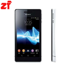 """Sony Xperia V/LT25i mobile phone Dual core 4.3"""" 13MP 3G&4G 1G+8G Sony LT25i Android Smart phone dropshopping"""