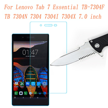 9H Tempered Glass For Lenovo Tab 7 Essential TB-7304F TB 7304 7304N 7304I 7304X 7.0 inch Tablet Screen Protector Film Guard assembly for lenovo ideatab 4 tb 7304x tb 7304f tb 7304 tb 7304x lcd display 7304f touch screen digitizer tablet matrix parts