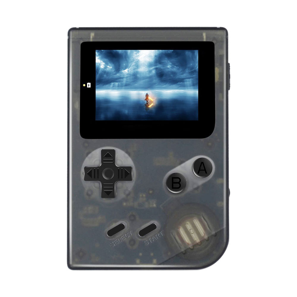 Retro Console 32GB TF Portable Mini Consoles Handheld Game Players Built in 169 Games For GBA