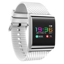 Интеллект браслет здоровья x9pro Smart Напульсники измерять кровяное давление активности Смарт часы монитор Шагомер фитнес-трекер группа