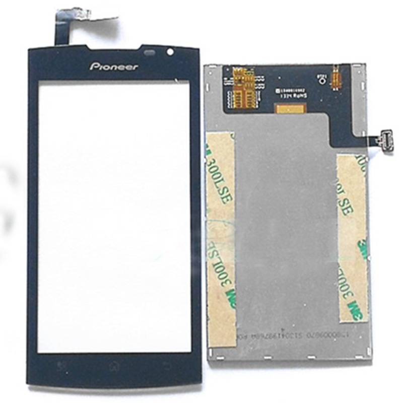 1Pc Touch Panel Sensor For Prestigio MultiPhone Pap 4500 Pap4500 Duo Touch Screen and lcd display Digitizer Glass Touchscreen