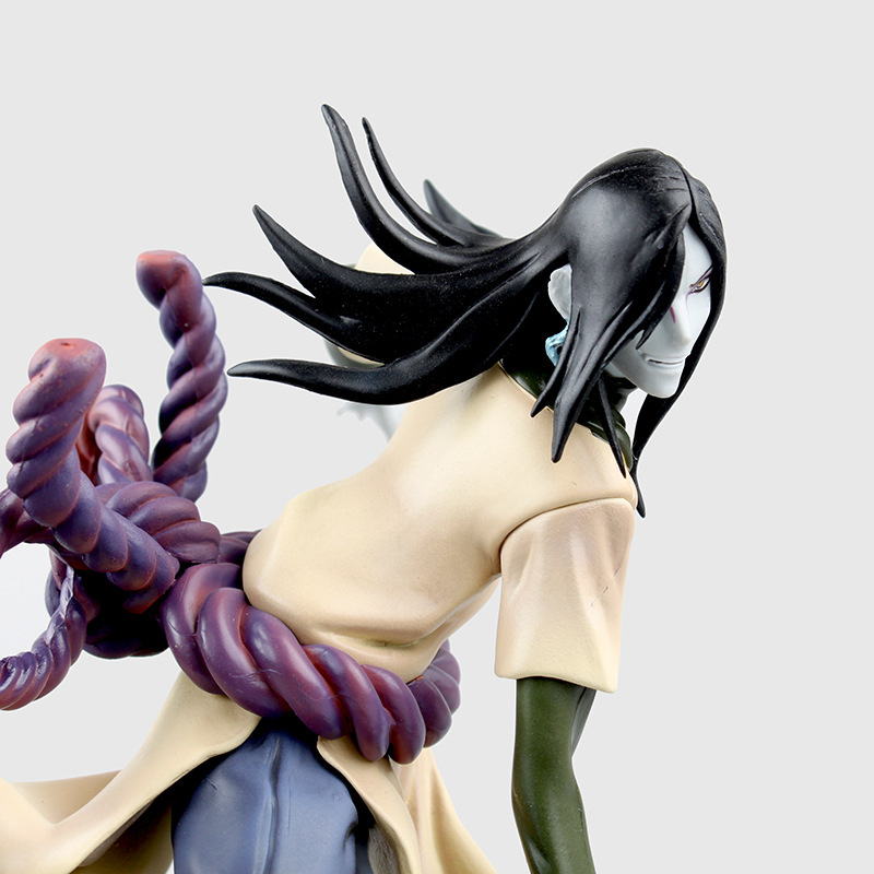 Orochimaru Action Figures with Piccolo Hand