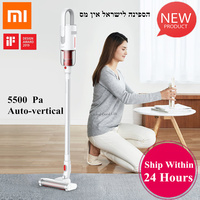 Xiaomi Deerma VC20 Vacuum Cleaner Upright Wireless Vertical/HandHeld Vacuum Cleaners Aspirator 5500Pa Strong Power For Home Car
