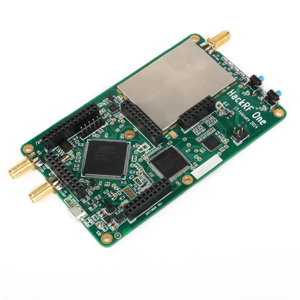 Adeeing Hack 1 MHz to 6 GHz RF SDR Platform Software Defined Radio Development Board image