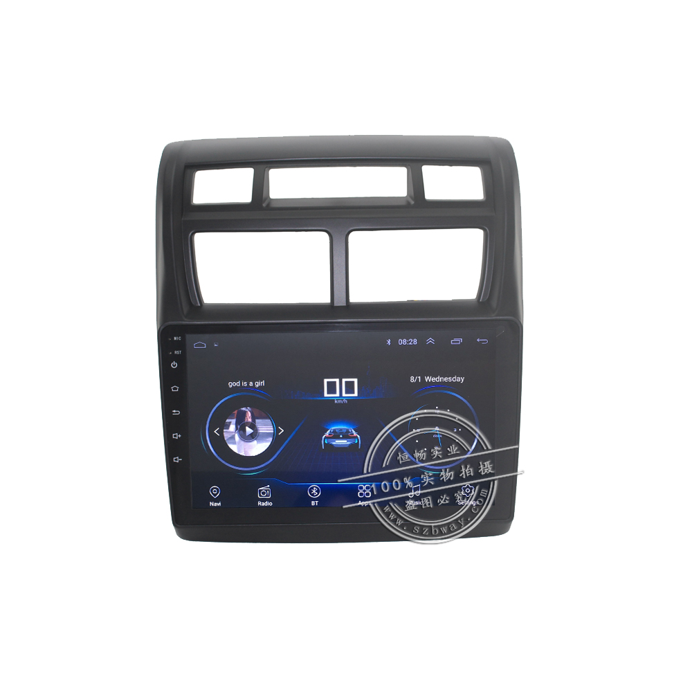 HANG XIAN 9 quot Quadcore Android 8 1 Car radio for KIA Sportage 2007 2016 car dvd player GPS navigation car multimedia in Car Multimedia Player from Automobiles amp Motorcycles