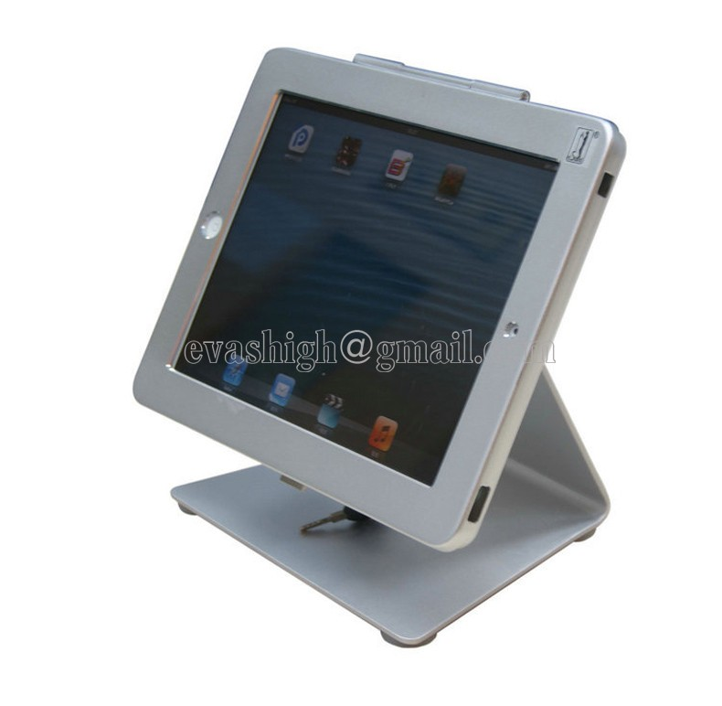6 Ipad metal holder