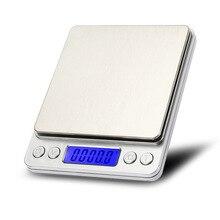 3000g/0,1g Цифровые кухонные весы Переносные электронные весы Карманный ЖК-дисплей точность ювелирной шкалы Вес баланс Кухня инструменты