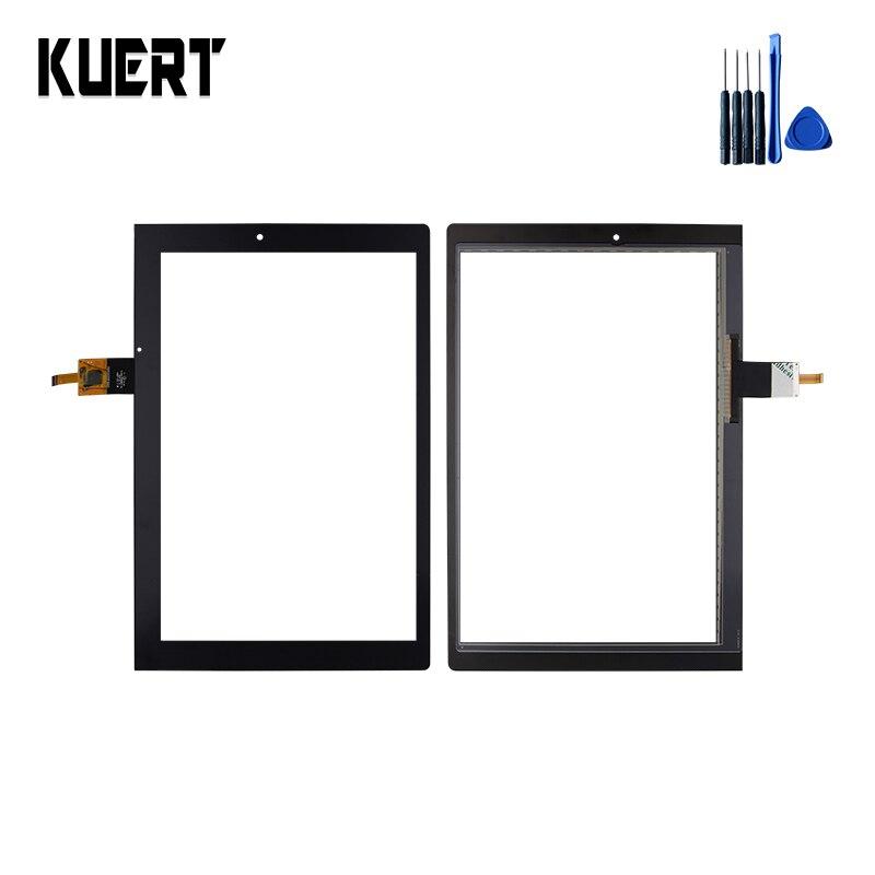 For Lenovo Tab 3 YT3-X50F YT3-X50M YT3-X50 Touch Screen Panel Digitizer Glass Repair Part +Tools