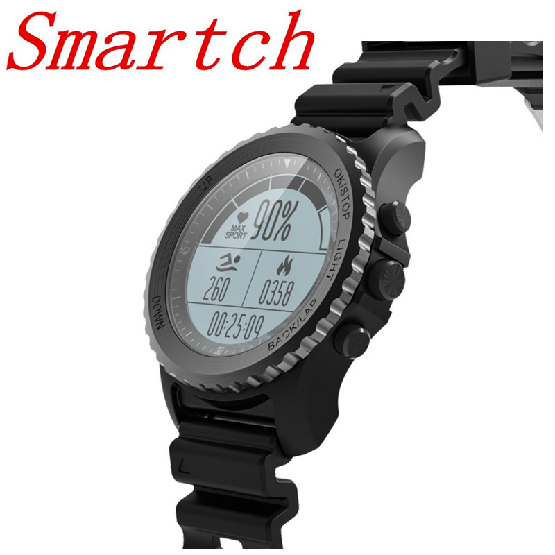 Smartch S968 Smart Watches Bluetooth Smartwatch Waterproof IP68 Support GPS Heart Rate Monitor Multi-sport Smart Watch Men 2x for renault megane 2 saloon lm0 lm1 2003 2015 car styling ccc high power led fog lamps halogen lights