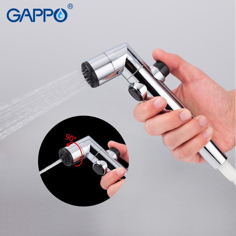 GAPPO white Bidets portable bidet faucet bathroom toilet water enema ...