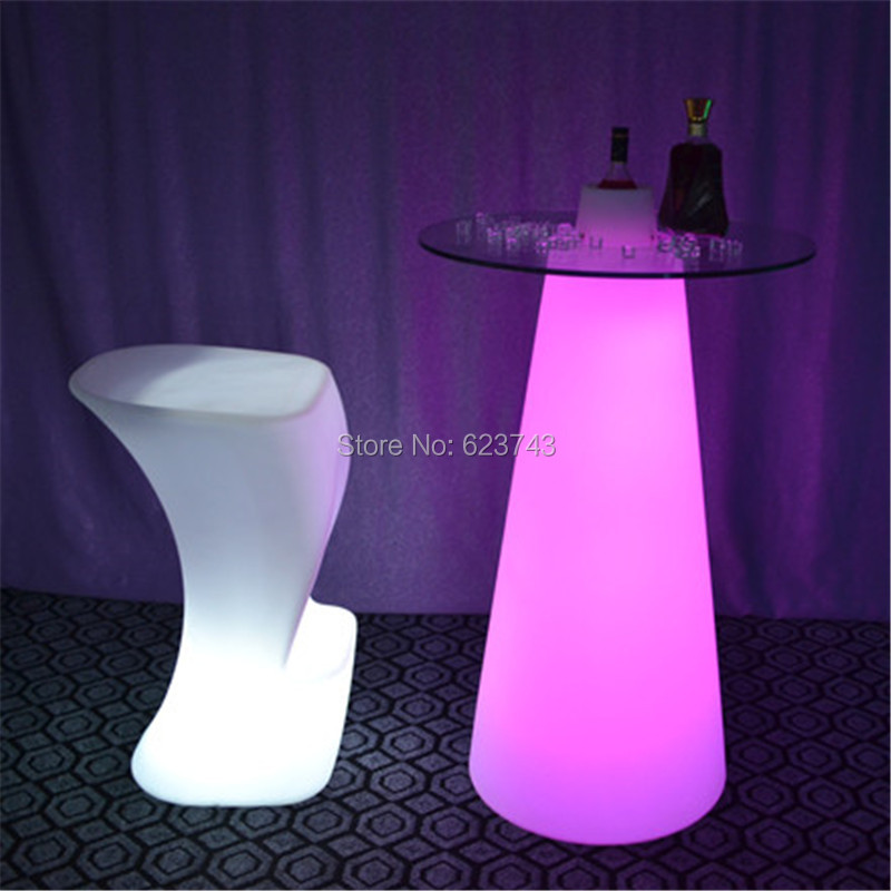 LED Mountain Top Bar Table for coffee cocktail table (8)