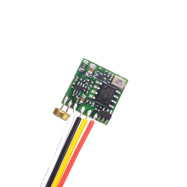 Micro 600TVL 1.8mm Wide view / 1000TVL 90 degree / 1200TVL 150 Degree Color Video FPV Camera with Audio PAL for FPV Mini Drone