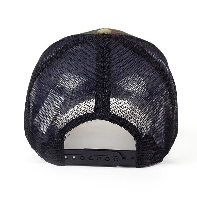 VORON 2017 Fashion new men s nylon hat European and American camouflage  summer adjustable cotton baseball cap men and women hat-in Baseball Caps  from ... dcf36c572f6