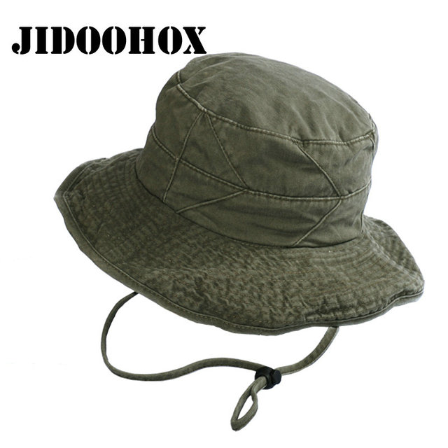 [JIDOOHOX] Brands Unisex UV Protection Bucket Hat  For Men Women Summer Boonie Hunting Fishing Fisherman Hat Travel Sun Cap