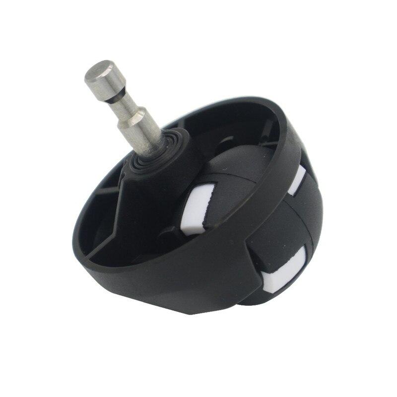 1 peça Montagem do Rodízio Robô Roda de Mamona Frente Para ilife x620 A6 x623 T4 X430 x431 A4 v3s pro V5s pro Peças de Aspirador de pó