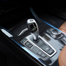 Автомобиль Стикеры для BMW прозрачный ТПУ Защитная пленка Стикеры s Для BMW F25 X3 G01 аксессуары для интерьера