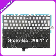 "NEW 13"" Italian Keyboard With Backlight For Macbook pro A1278 MB466 MB990 MC700 MC374"