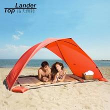 Portable Beach Tent Cabana Sun Shade Canopy Fishing Shelter Tents Awning Sunshade Strandtent Summer Beach Tent