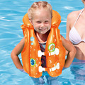 New Arrival Authentic Children's Swimming Vest Life Vest Swim Suit Inflatable Swim Ring Package  Inflatable Games