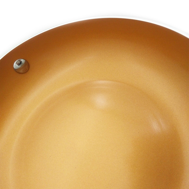 Universal Anti-Stick Round Frying Pan