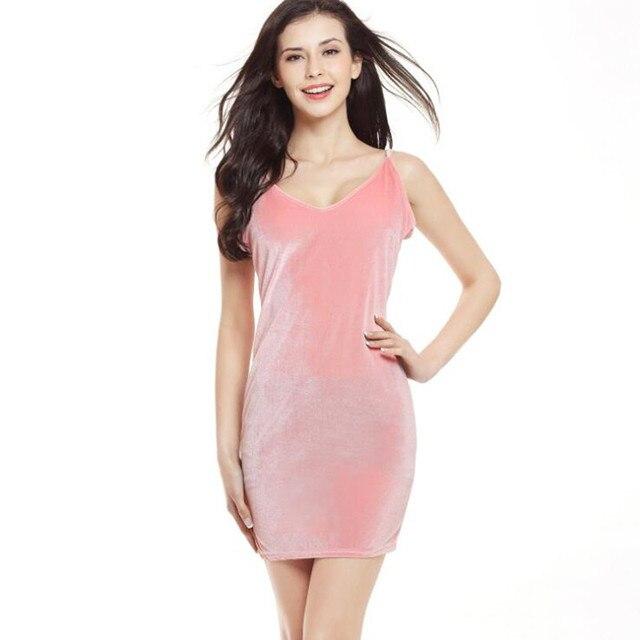 Gyaru Pink Party Vestidos de Terciopelo de Verano Vestidos de Las ...