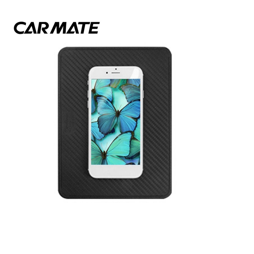 CARMATE Painel Almofada Pegajosa Magia Anti-Slip Reutilizável Silicone Anti-slip Titular Mat Para Celular GPS Telefone Do Carro styling