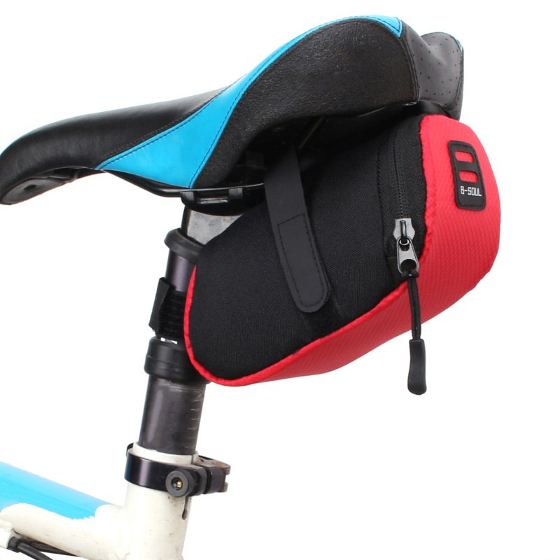 Mountain <font><b>Bike</b></font> Tail Car Seat Riding <font><b>Bag</b></font> Equipment Bicycle Accessories Waterproof Mini Saddle <font><b>Bag</b></font> Bicycle <font><b>Bag</b></font> image