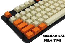 MP 110 Keys PBT Radium carving, Cherry Profile Original Height For Cherry G80-3000 3850 3800 MX3.0 etc Mechanical keyboard(China)