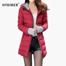2016 Winter Jacket Women CottonPadded Coat Parkas For Women Winter Casual Coat