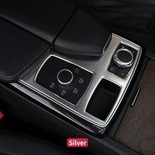 Per Mercedes benz ML320 350 2012 GLE W166 coupe c292 350d GL450 x166 GLS pannello di controllo centrale copertura console Interni accessori