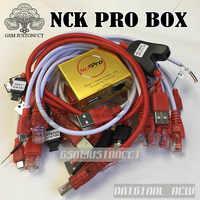 Oryginalny NCK PRO BOX NCK Pro 2 box (wsparcie NCK + UMT 2 w 1) nowa aktualizacja dla kabli Huawei + 15