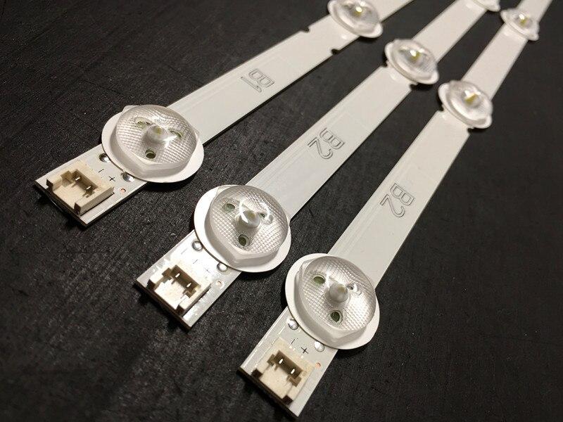 630mm 7 LED Backlight Lamp Strip for LG 32 TV 32ln...