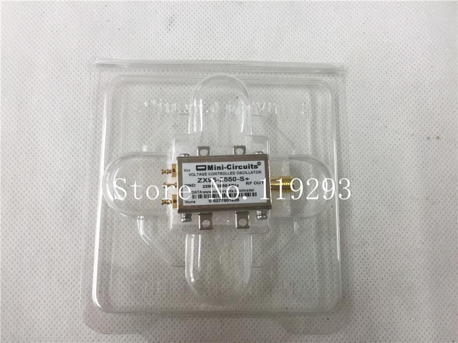[BELLA] Mini-Circuits ZX95-2550-S+ 2280-2550MHZ voltage controlled oscillator SMA[BELLA] Mini-Circuits ZX95-2550-S+ 2280-2550MHZ voltage controlled oscillator SMA