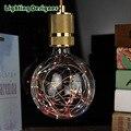 G125 LED flash bulb stylish globe Edison bulb 2W 110V-220V pendant light decor lamp