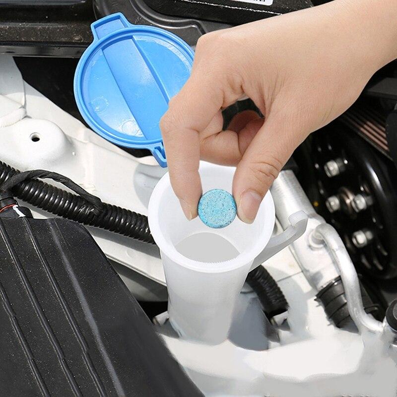 Diskret 6 Pcs Auto Glas Wasser Auto Windschutz Reinigung Mittel Brause Tabletten Wischer Um Eine Hohe Bewunderung Zu Gewinnen Und Wird Im In- Und Ausland Weithin Vertraut.