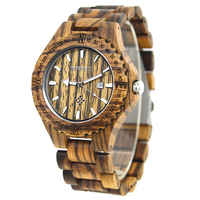 Top Luxury Brand BEWELL Wood Quartz Watch For Men Luminous Pointers Round Dial Wristwatch Relogio Masculino