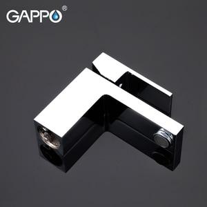 Image 2 - GAPPO basin faucet waterfall faucet bath tub mixer  bathroom mixer brass water sink mixer