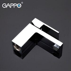 Image 2 - GAPPO אגן ברז מפל ברז אמבטיה אמבטיה מיקסר אמבטיה פליז מיקסר מים כיור מיקסר