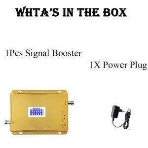 Image 5 - Lintratek מגבר 3G 2100MHz GSM 900Mhz Dual Band טלפון סלולרי מגבר אות GSM 900 2100 UMTS אות מהדר מגבר @ 6.2