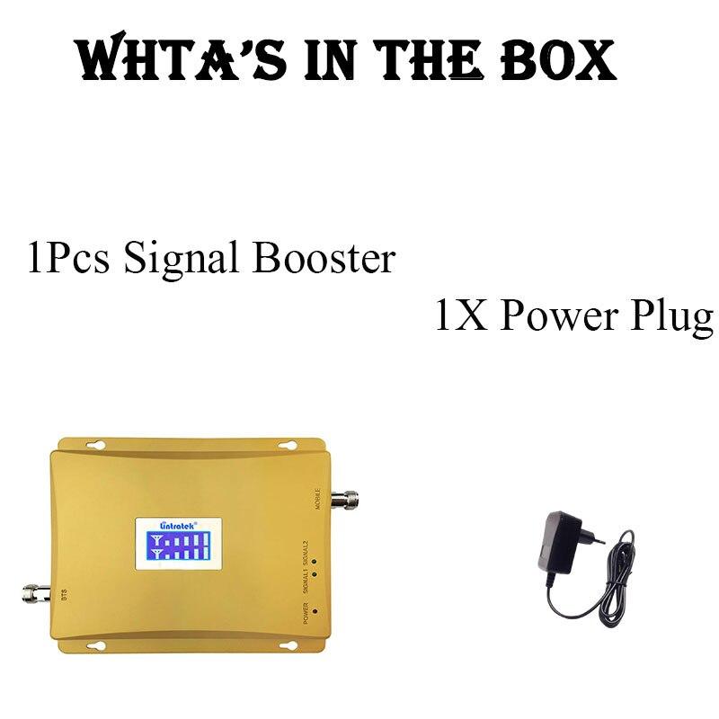 Lintratek Booster 3G 2100 MHz GSM 900 MHz Dual Band Penguat Sinyal - Aksesori dan suku cadang ponsel - Foto 6