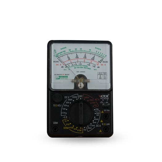 Victor VC3010 genuine pointer universal multimeter high precision multi multimeter mechanical universal multimeter полуприцеп маз 975800 3010 2012 г в
