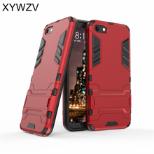 For Huawei Y5 Prime 2018 Case Silicone Robot Hard Rubber Phone Cover Case For Huawei Y5 2018 Cover For Honor 7S 7 S Fundas XYWZV