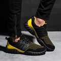 New Arrival Brand Designer Men Casual Shoes Air Mesh Leisure Leisure Walking Male Shoe High Quality Breathable Masculine Zapatos