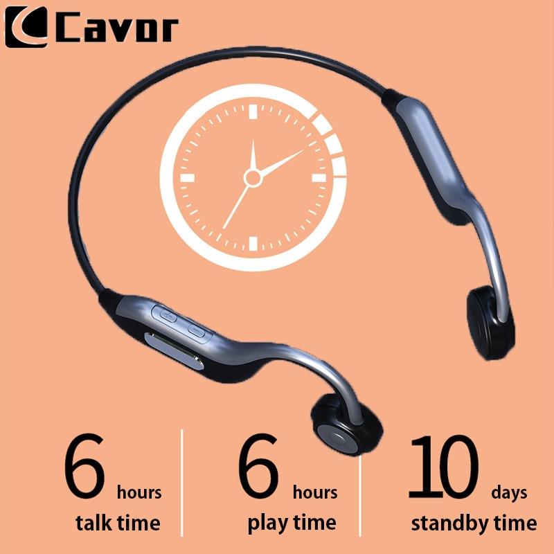 Sport Bone Conduction Bluetooth Headset Wireless Headphones with Mic Handsfree Earphones For samsung Galaxy A40 A50 A60 A70 A80