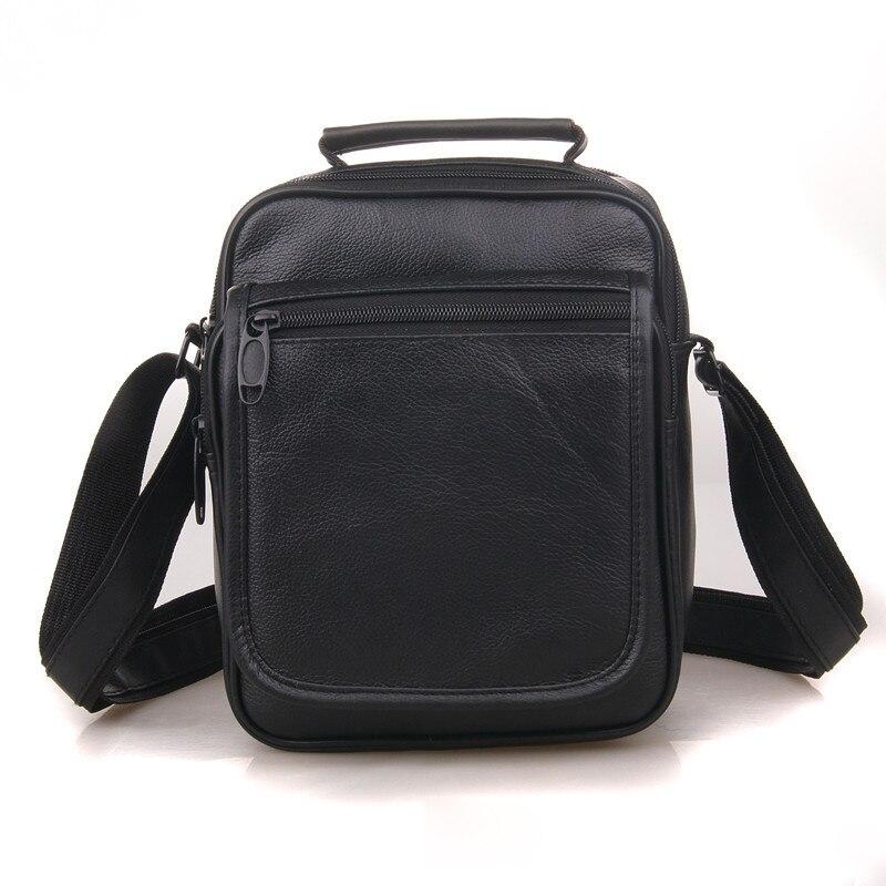 bolsa bolsa homens bolsa Material Principal : Couro Genuíno