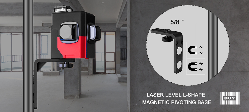 Láser nivelante 3D de 12 líneas DEKO, autonivelante, 360 Horizontal y LL12-HVG