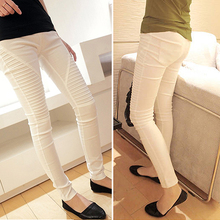 2016 Women's Fashion Sexy Skinny Pencil Pants Slim Stretch Leggings Long Trousers